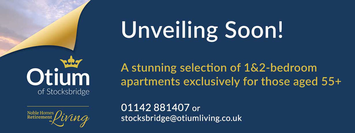 New retirement apartments for sale Stocksbridge