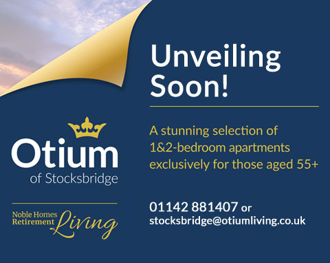 Retirement living in South Yorkshire