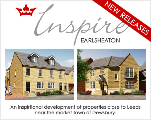 houses for sale at Earlsheaton near Leeds, West Yorkshire