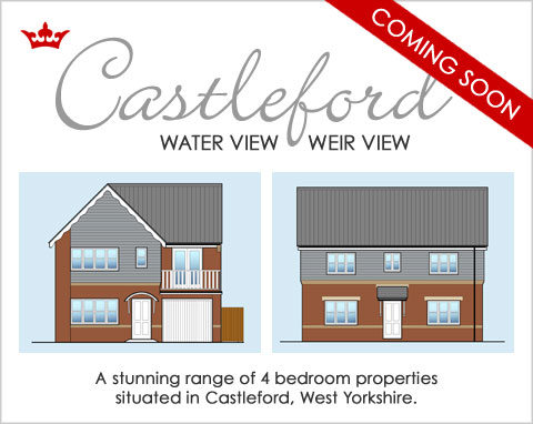 New build homes for sale in Castleford