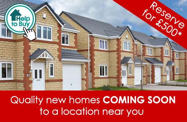 New homes by Noble Homes, coming soon to a location near you