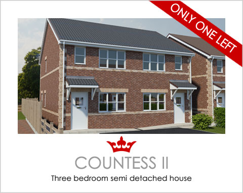 The Countess II - a new house by Noble Homes