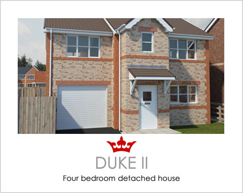 The Duke II - a new house by Noble Homes