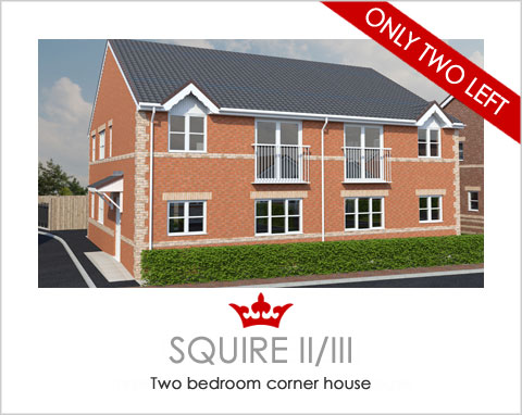 The Squire II - a new house by Noble Homes