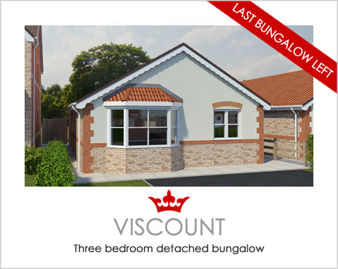 The Viscount - a new house by Noble Homes