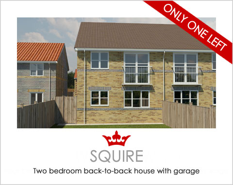 The Squire - a new build house by Noble Homes