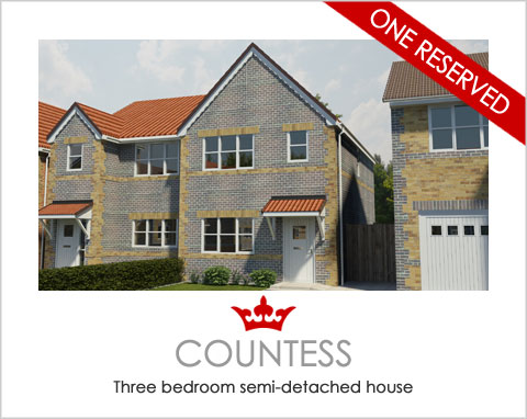 The Countess - a new build house by Noble Homes