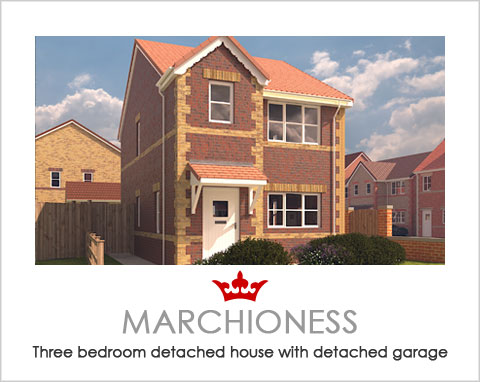 Marchioness - a new build home by Noble Homes