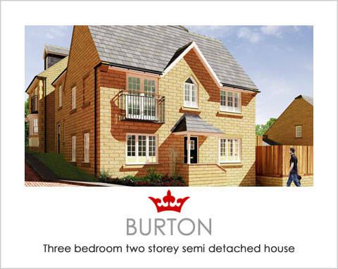 The Burton - a new house by Noble Homes