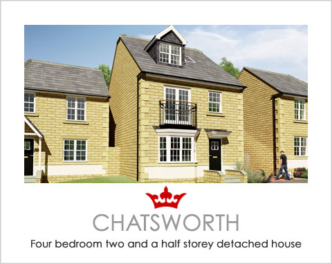 The Chatsworth - a new house by Noble Homes