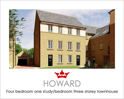 The Howard - a new house by Noble Homes