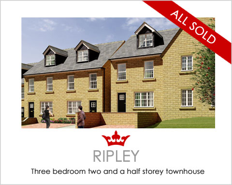 The Ripley - a new house by Noble Homes