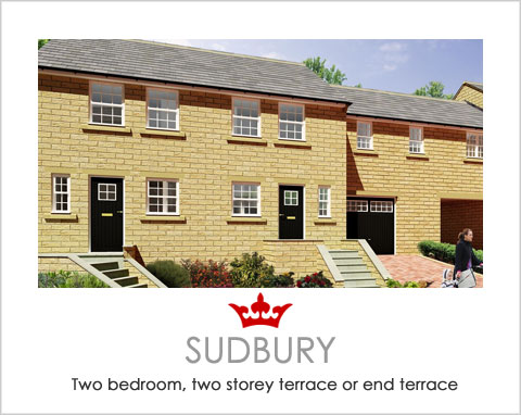 The Sudbury - a new house by Noble Homes