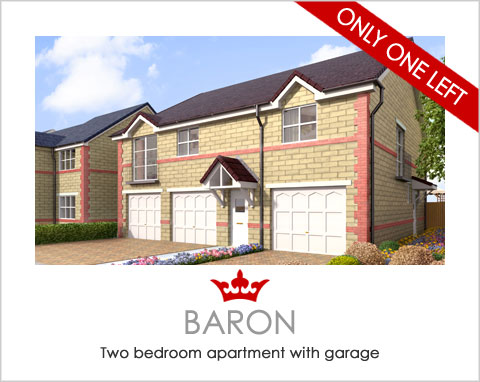New apartment for sale in Pontefract, West Yorkshire