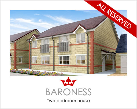 new-build property sales in Yorkshire