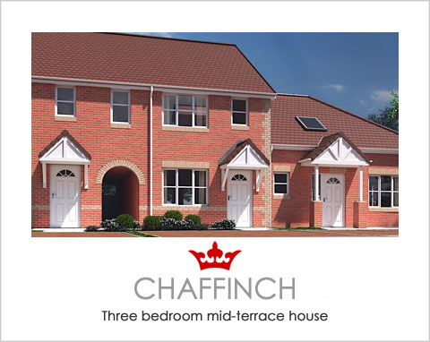 The Chaffinch - a new house by Noble Homes