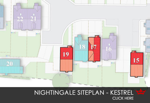 Siteplan for Nightingale