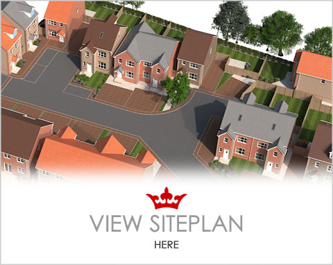 The Nightingale site plan, Moorends, Doncaster.