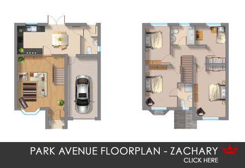 The Faye floorplan