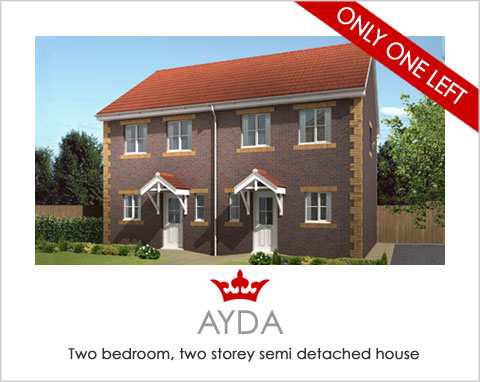 The Ayda - a new house by Noble Homes