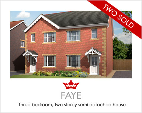 The Faye - a new house by Noble Homes