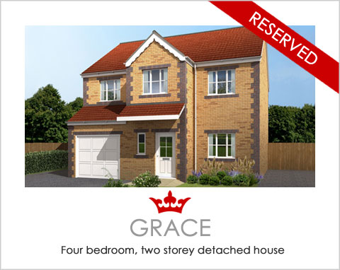 The Grace - a new house by Noble Homes