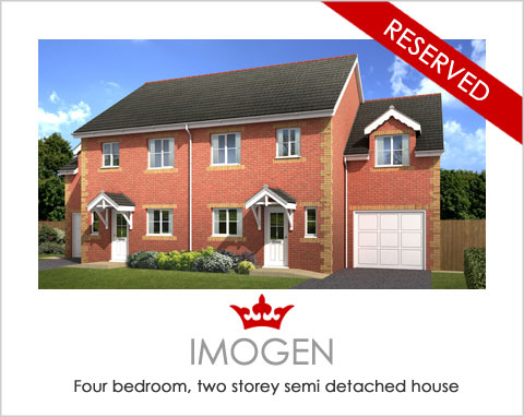 The Imogen - a new house by Noble Homes
