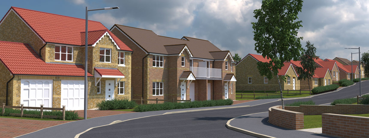 Noble Homes Treetops South Kirkby The King New
