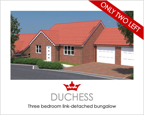 The Duchess - a new build house by Noble Homes