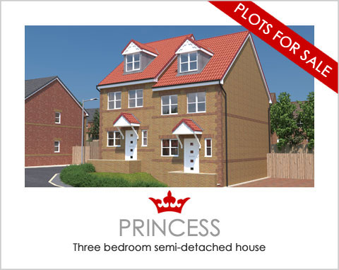 Princess - a new build home by Noble Homes