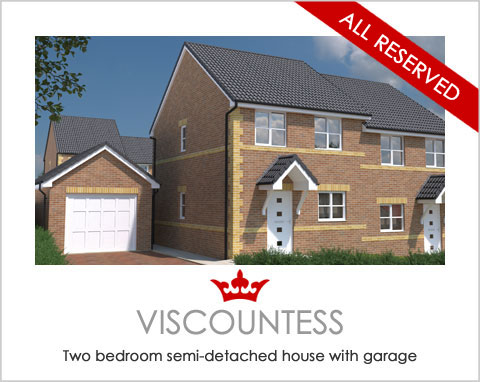 The Viscountess - a new build house by Noble Homes