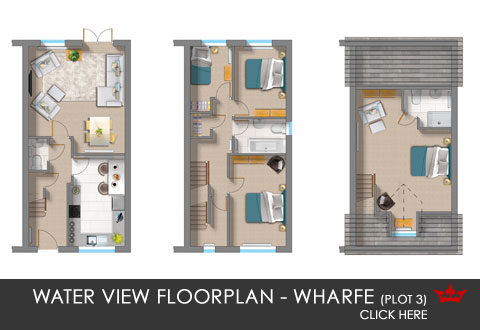 Water View floorplan