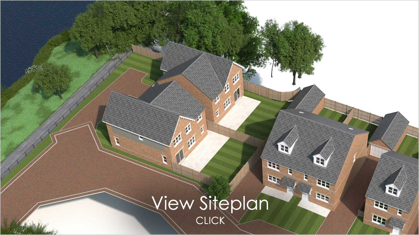 New build houses for sale near Wakefield