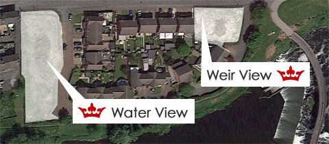 Water View and Weir View, Castleford