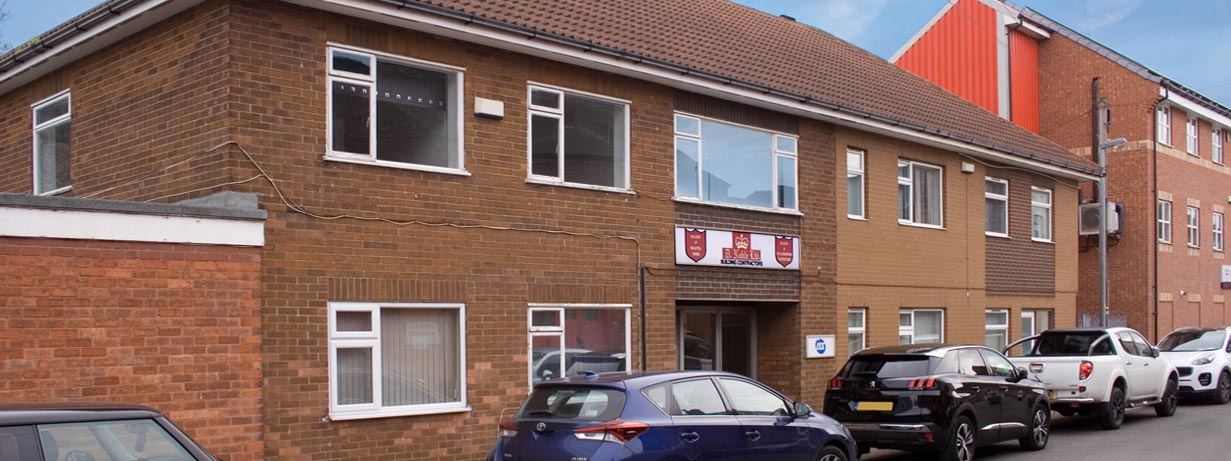 Offices to let in Castleford